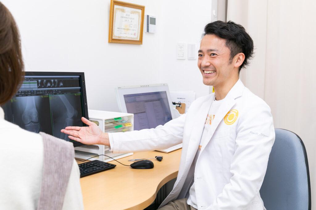 MRI検査による膝の検査について